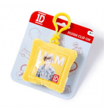One Direction Liam Plush Clip On Claires