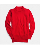MERINO VARSITY CREWNECK SWEATE..
