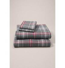 Flannel Sheet Set - Pattern Eddie Bauer