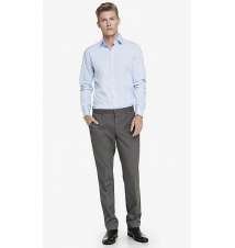 MICRO STRIPE PHOTOGRAPHER DRESS PANT Express