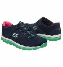 Skechers Women's Skech Air Lite Navy Famous Footwear