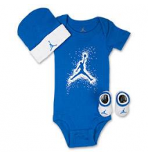 Girls' Infant Jordan Digi Jumpman 3-Piece Set Finish Line
