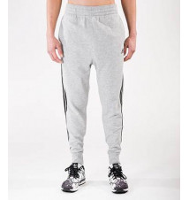 Men's adidas Slim 3 Stripes Sweatpants Finish Line
