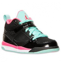 Girls' Preschool Jordan Flight 45 Basketball Shoes Finish Line