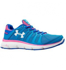 Under Armour Micro G Pulse II - Girls' Grade School Footaction