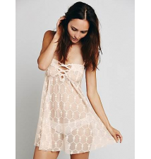 FP X Shooting Star Babydoll Free People