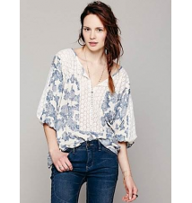 Moon River Blouse Free People