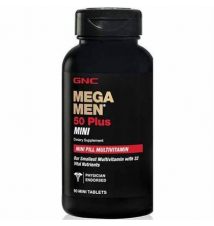 GNC Mega Men® 50 Plus Mini Multivitamin GNC