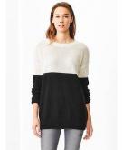 Colorblock long sweater Gap ..
