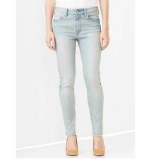 1969 high-rise skinny skimmer jeans Gap