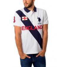 Slim Fit England Polo Shirt