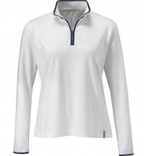 Women's Long Sleeve 1/4 Zip Mid Weight Pullover Golfsmith