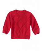 Windowpane Sweater Gymboree ..