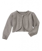 Sparkle Shrug Sweater Gymboree..
