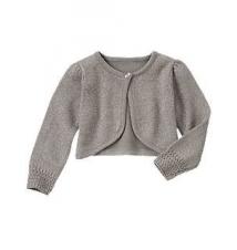 Sparkle Shrug Sweater Gymboree