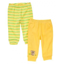 Koala Knit Pant Two-Pack Gymboree