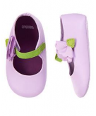 Flower Stem Crib Shoe Gymboree..