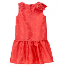 Dotted Bow Dress Gymboree