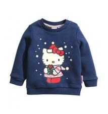 Sweatshirt with Printed Design H&M