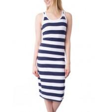 Stripe Midi Tank Dress