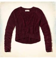 Clobberstones Chenille Sweater Hollister