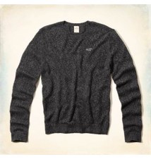 Huntington Beach Marl Sweater Hollister
