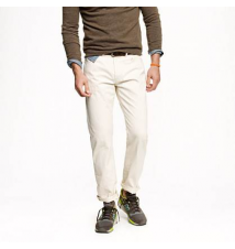 1040 slim-straight jean in rinsed wheat J Crew