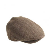 Driver cap in Harris Tweed wool J Crew