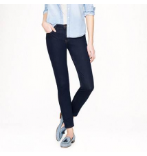 Ever stretch toothpick jean in resin rinse J Crew