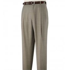 Executive Wool Pleated Front Trouser JoS. A. Bank