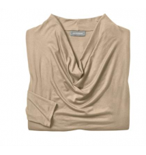 Drape-Neck Top Johnston & Murphy
