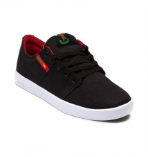 Mens Supra Stacks Rasta Skate Shoe Journeys