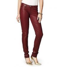 Coated Skinny Jean Juicy Couture