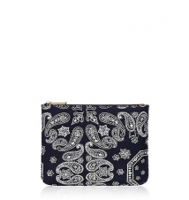 Malibu Creek Print Pouch Juicy Couture