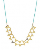Triangle Tassel Necklace Juicy..