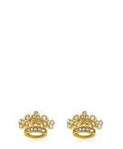 Crown Stud Earrings Juicy Cout..