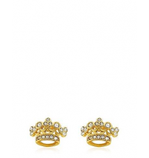 Crown Stud Earrings Juicy Couture