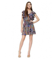Carnival Print Dress Juicy Couture