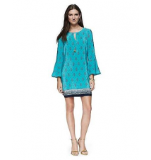 Boho Paisley Dress Juicy Couture