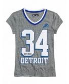 NFL Detroit Lions V-neck Tee J..