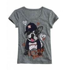 MLB Houston Astros Graphic Tee Justice