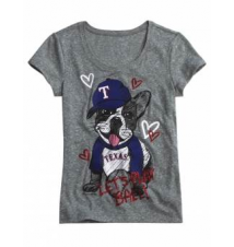 MLB Texas Rangers Graphic Tee Justice