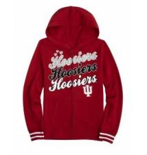 Indiana Hoosiers Hoodie Justice