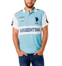 Slim Fit Argentina Polo Shirt
