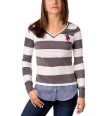 Long Sleeve Rugby 2fer