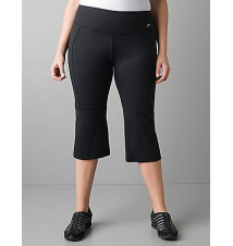 Performance active capri by Marika Miracles Lane Bryant
