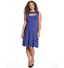 Cut out sweater dress Lane Bryant