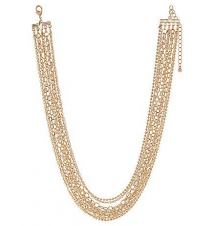 Multi-chain necklace by Lane Bryant Lane Bryant