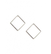 Hollow square earrings by Lane Bryant Lane Bryant