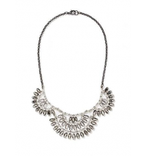 Faux-Stone Statement Necklace New York & Company